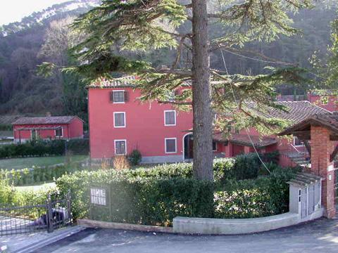 VECCHIO FRANTOIO – Camaiore (Lu)