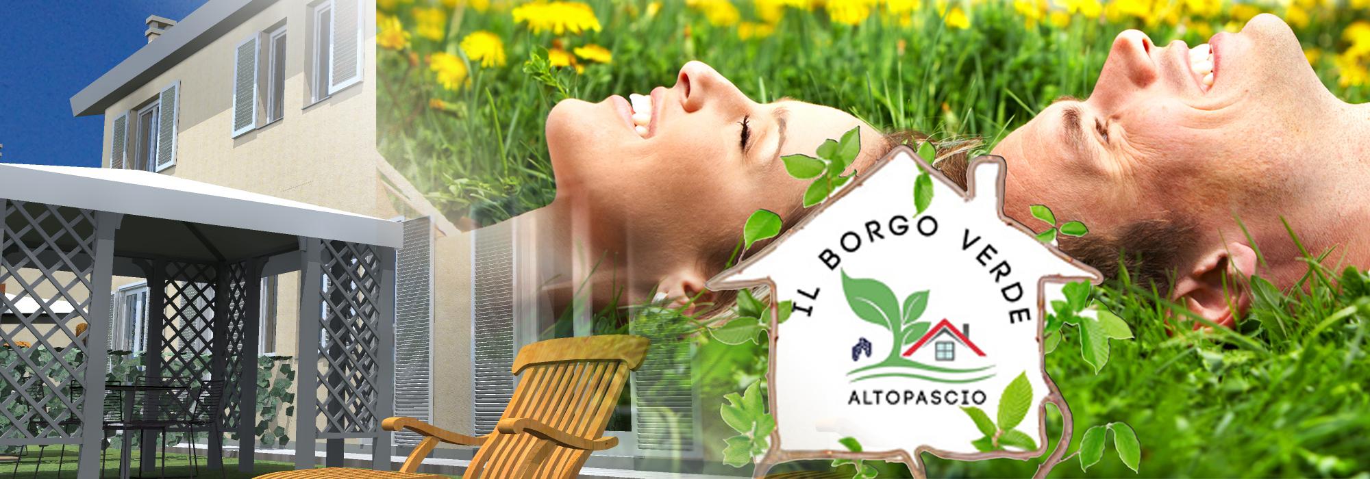 Complesso residenziale Il Borgo Verde