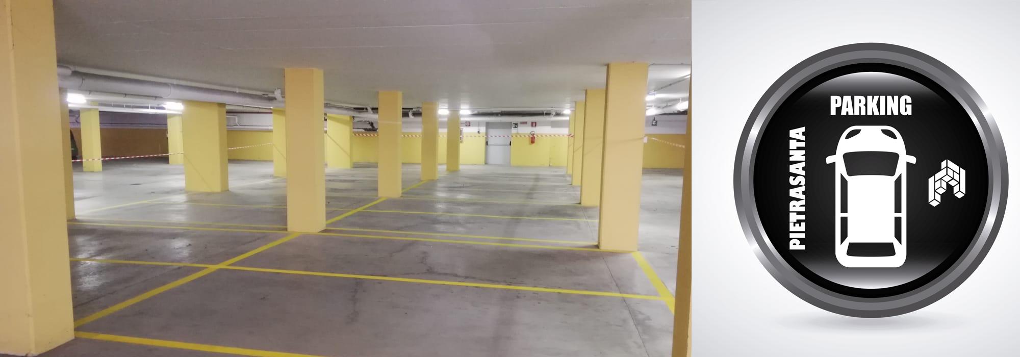 Vendita di posti Auto Coperti a Pietrasanta