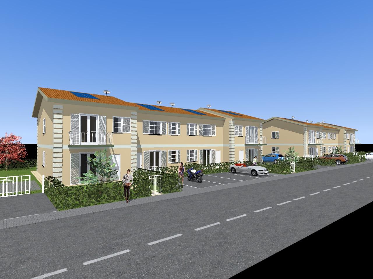Complesso residenziale Il Piccolo Borgo