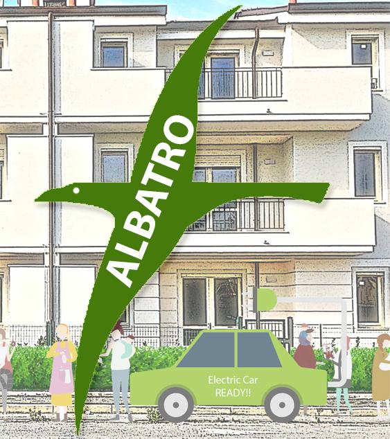 Appartamento  Piano Terra 2A – Mq.78 – Mq.290 Giardino